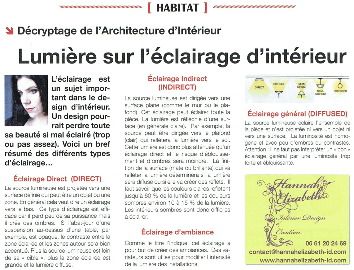 Article e clairage fev2016