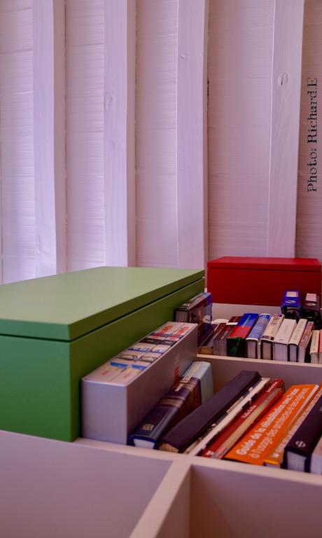 Bibliotheque sur mesure hannah elizabeth interior design