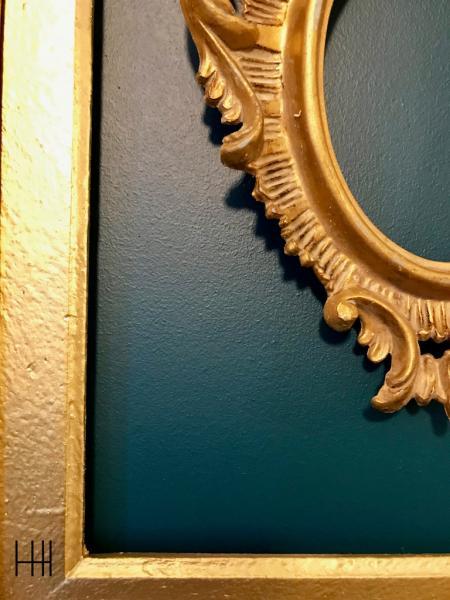 Cadre doree hannah elizabeth interior design
