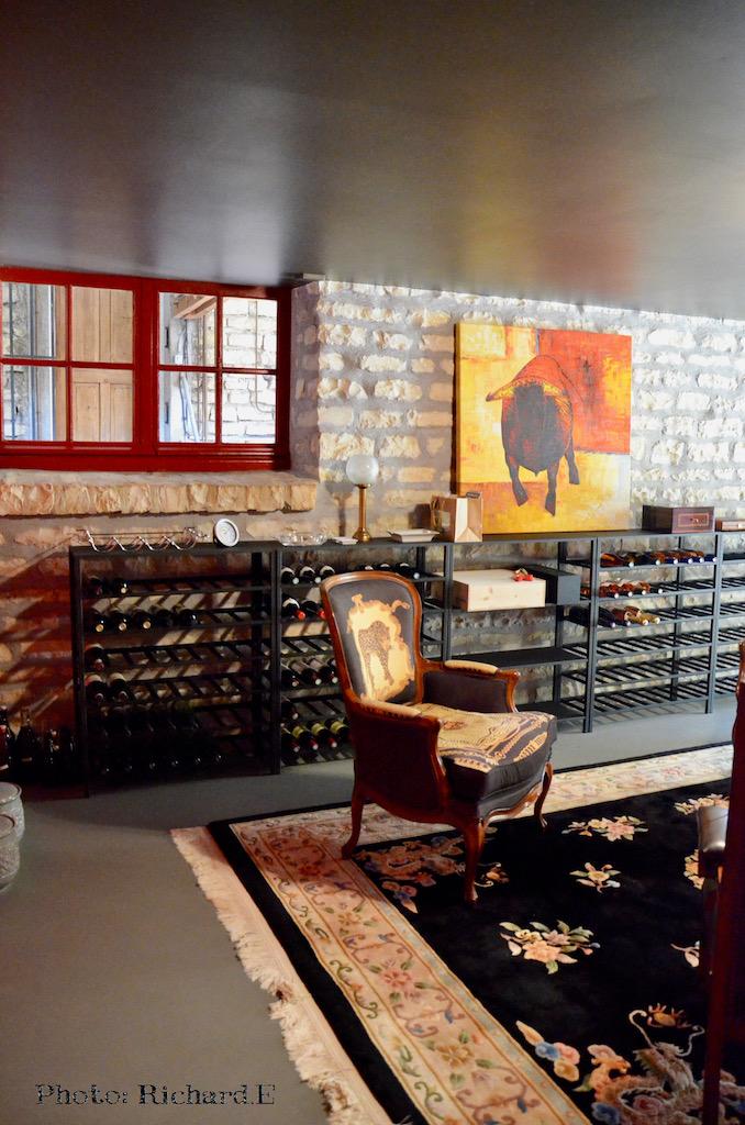Cave vin meubles d epoque hannah elizabeth interior design