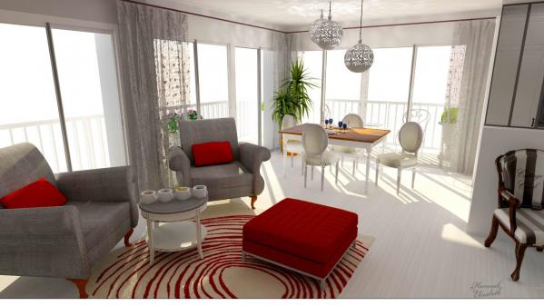 Decoration interieur appartement id es de conception sont int ressants votre for Deco interieur eigentijds huis