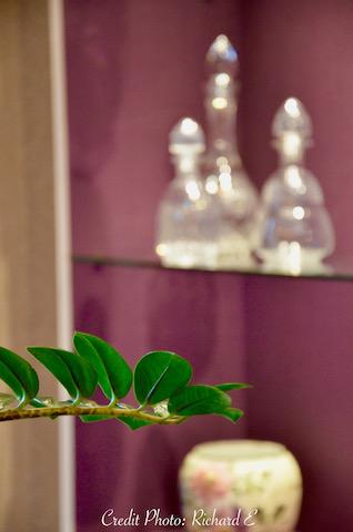 Detail decoration violet hannah elizabeth interior design