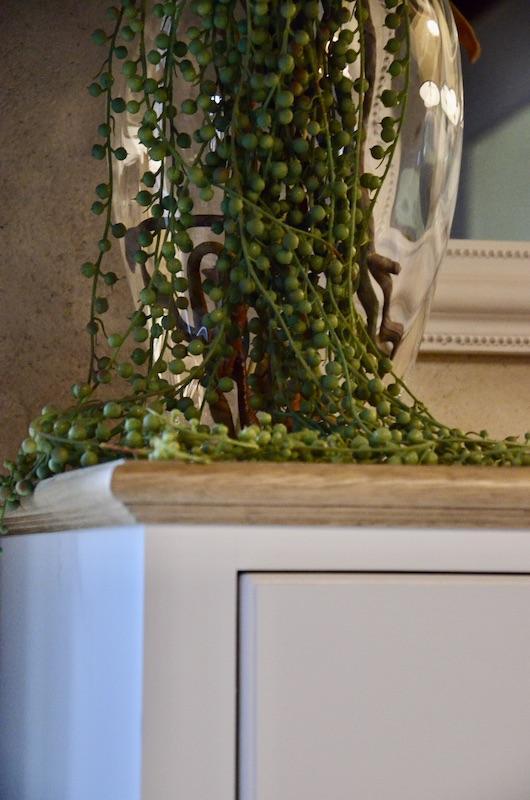 Detail vase hannah elizabeth interior design