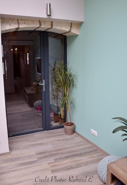 Entre e pierre verriere vert deau hannah elizabeth interior design