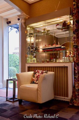 Entree hotel auxerre hannah elizabeth interior design