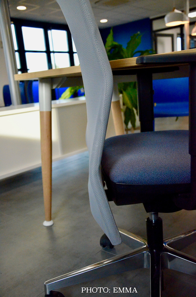 Gan assurances fauteuil bureau hannah elizabeth interior design