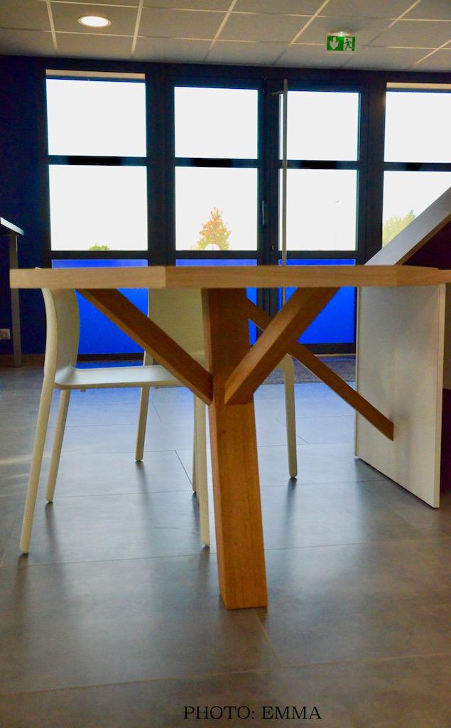 Gan assurances pied bureau accueil hannah elizabeth interior design