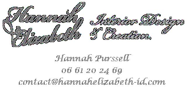 Hannah elizabeth interior design de coratrice architecte inte rieur bourgogne logo et contact tel mail fond transp