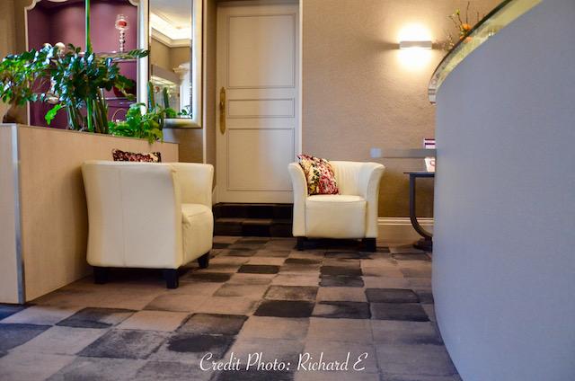 Hotel entree hannah elizabeth interior design