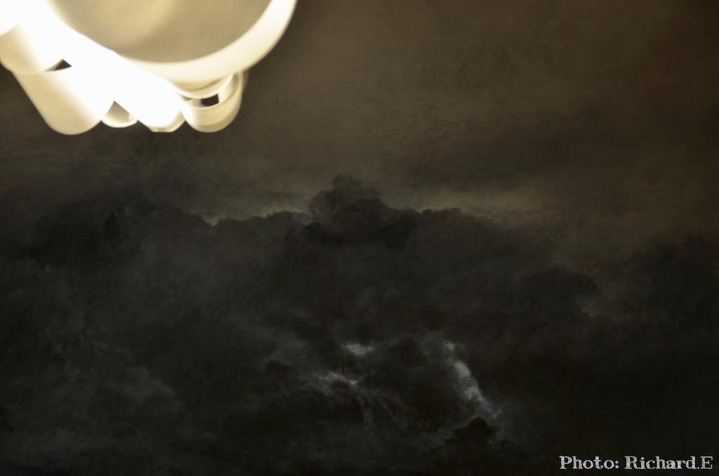 Inkiostro foscarini nuages hannah elizabeth interior design