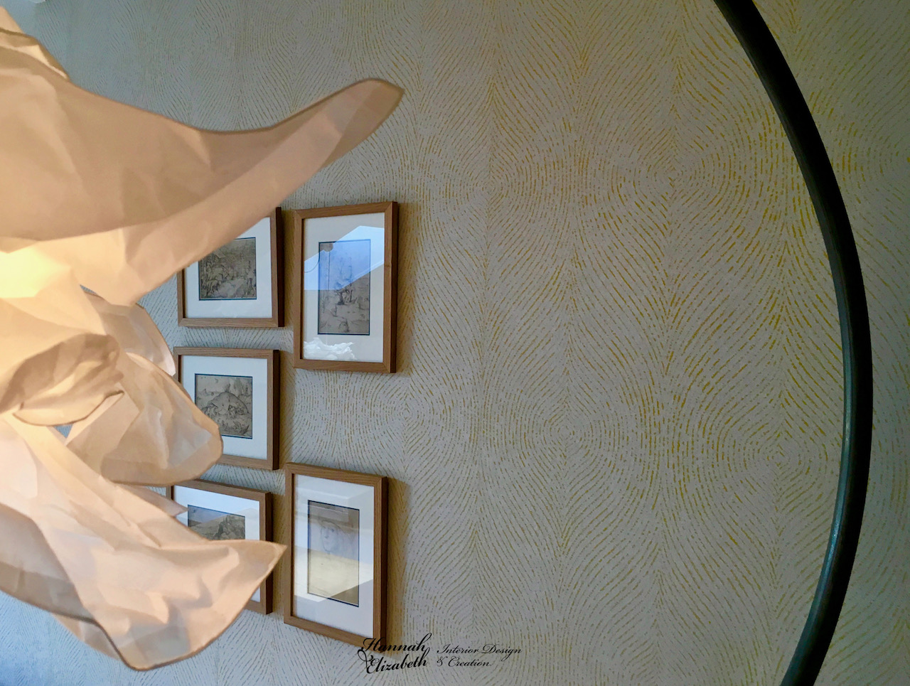 Lampadaire nuage hannah elizabeth interior design
