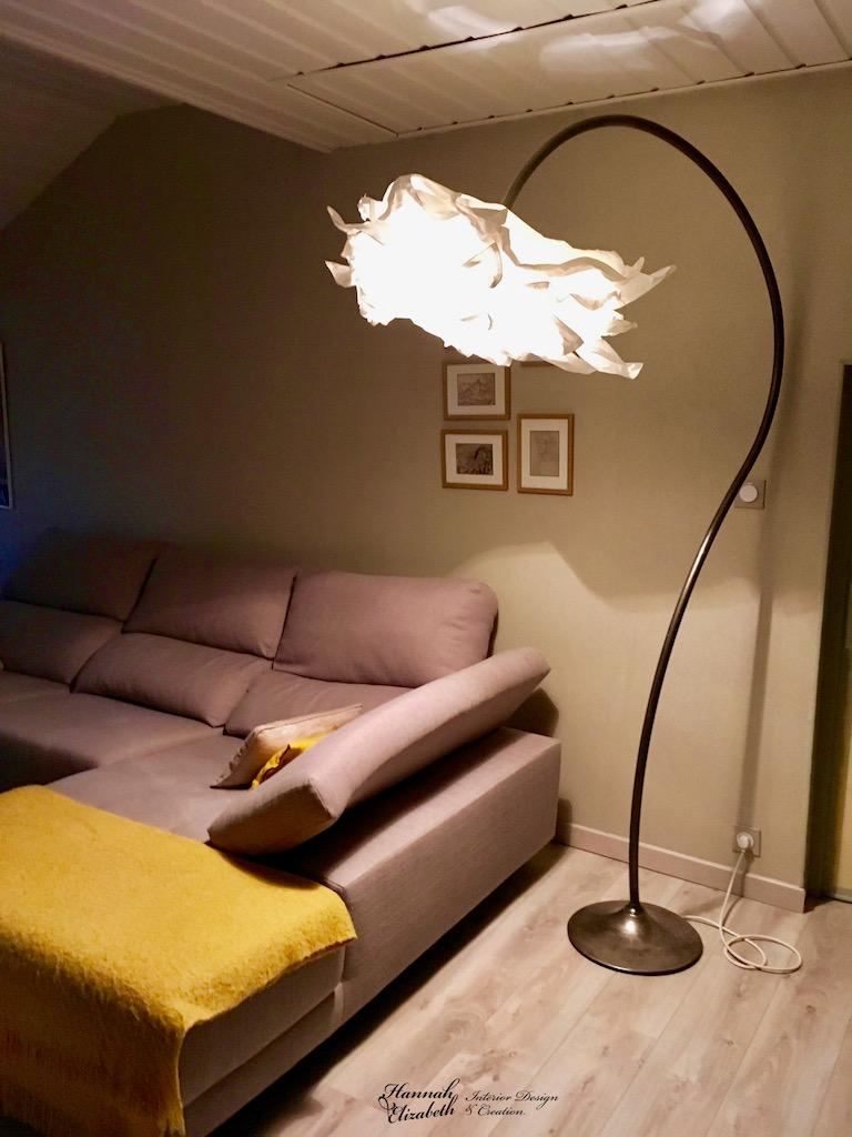 Lampadaire nuage nuit hannah elizabeth interior design
