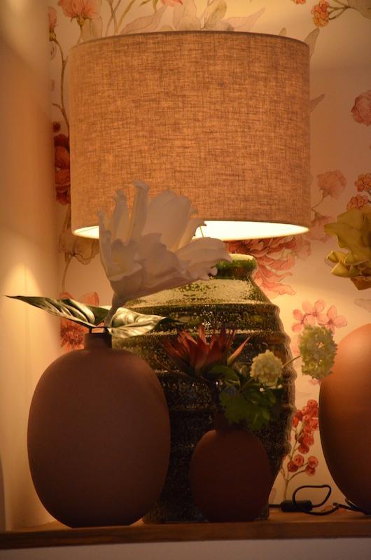 Lampe chambre avec fleurs hannah elizabeth interior design