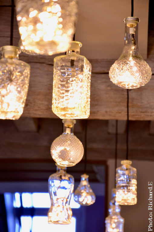 Lustre carafes cristal hannah elizabeth interior design