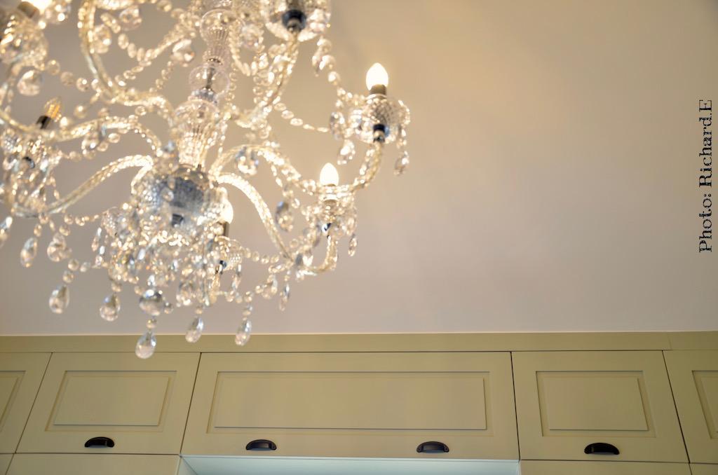 Lustre cuisine contemporain hannah elizabeth interior design