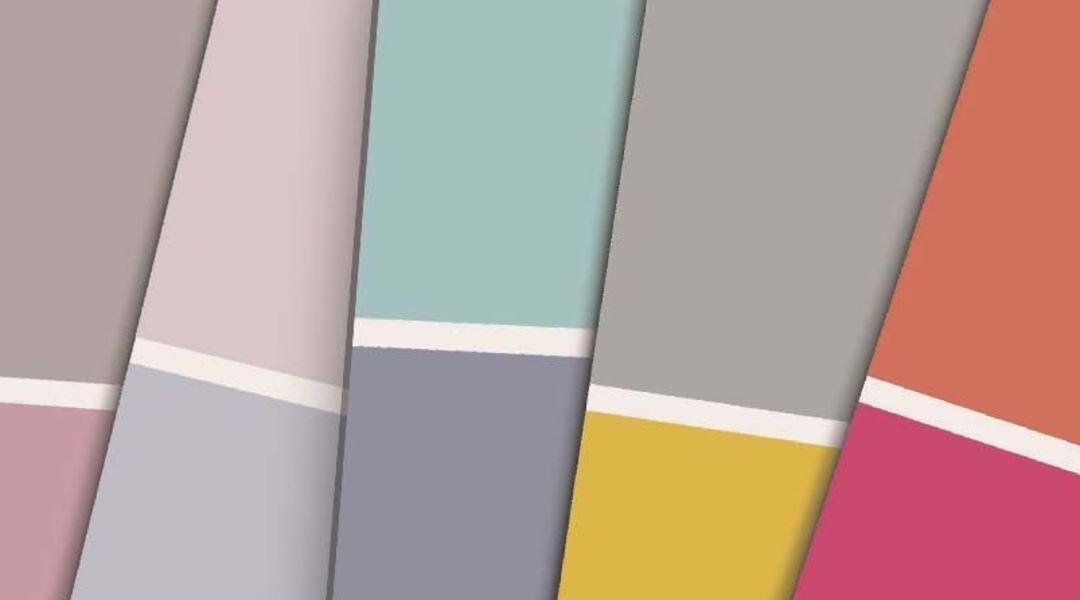 Nuancier de couleurs 5052486