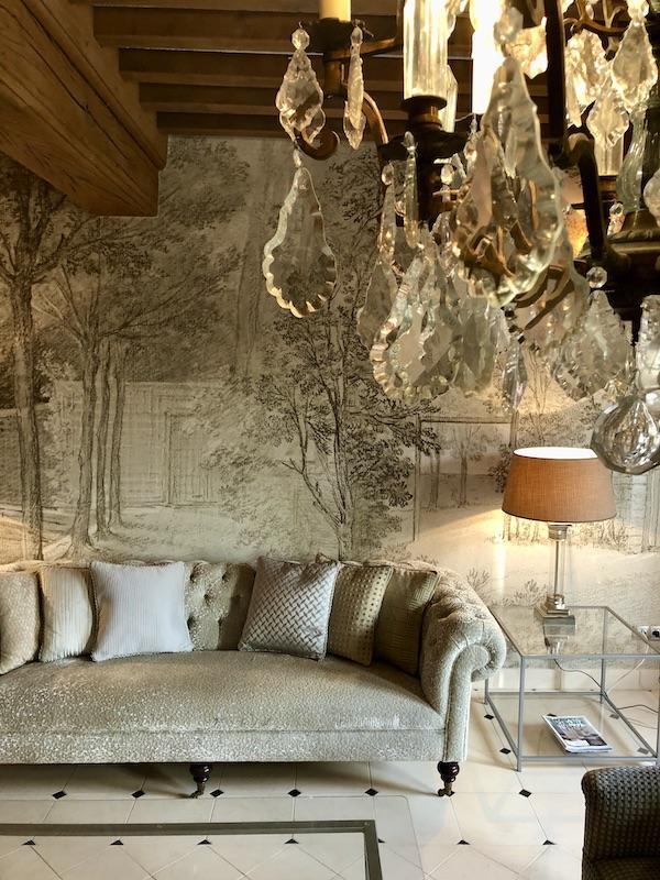 Pampilles pierre poutres hannah elizabeth interior design