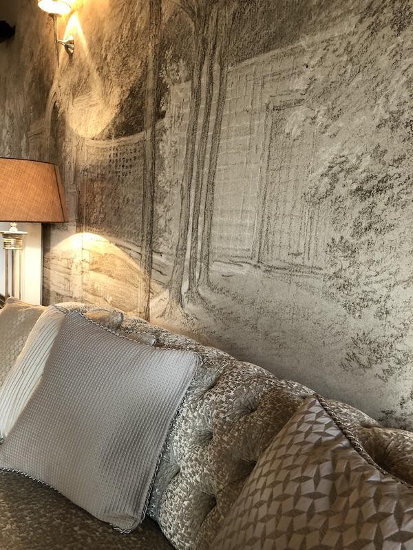 Papier panoramique hannah elizabeth interior design