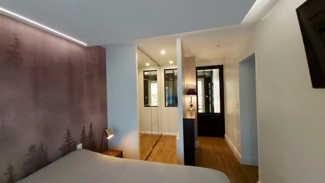 Papier peint panoramique chambre hannah elizabeth interior design