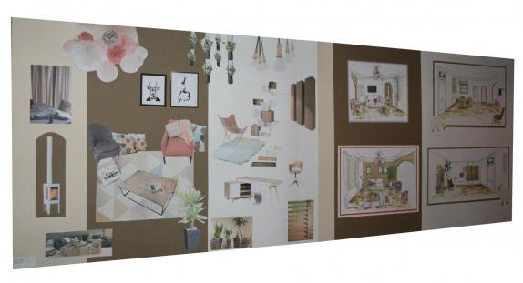 Planche salon bureau 1