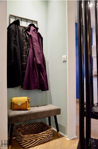 Porte manteaux banc hannah elizabeth interior design
