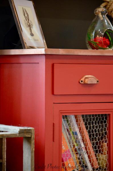 Rouge noir cuisine hannah elizabeth interior design