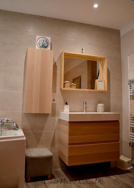 Salle de bain bois nature hannah elizabeth interior design
