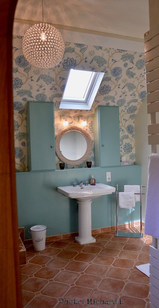 Salle de bain elegant intemporel hannah elizabeth interior design