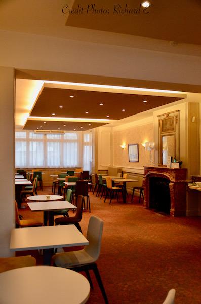 Salle de petit dejeuner hannah elizabeth interior design