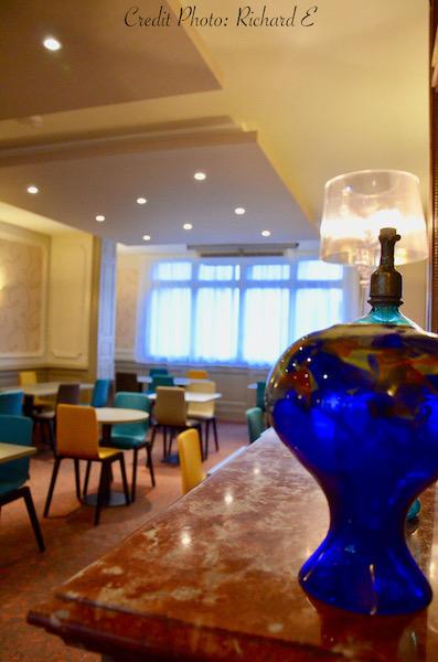 Salle petit dejeuner mobilier couleur hannah elizabeth interior design