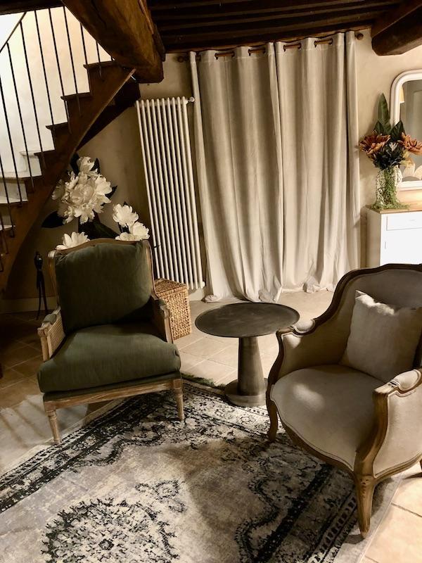 Salon authentique hannah elizabeth interior design