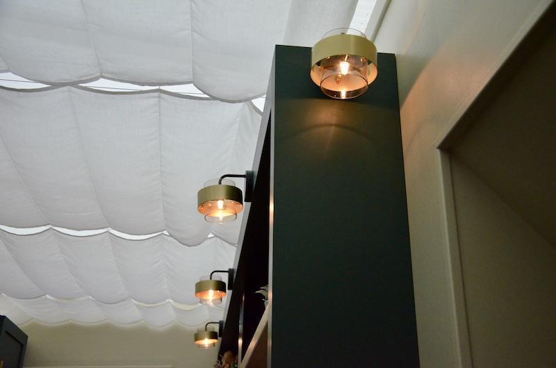 Stores plafond appliques laiton hannah elizabeth interior design