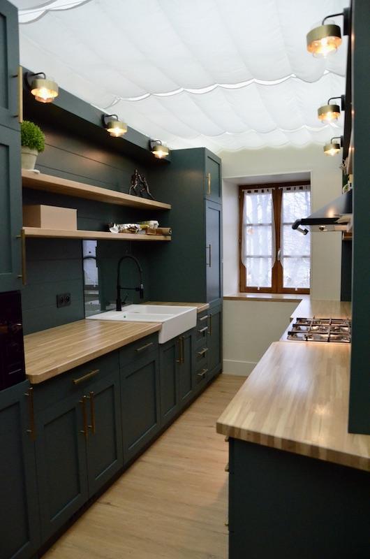 Stores plafond inte rieur cuisine hannah elizabeth interior design