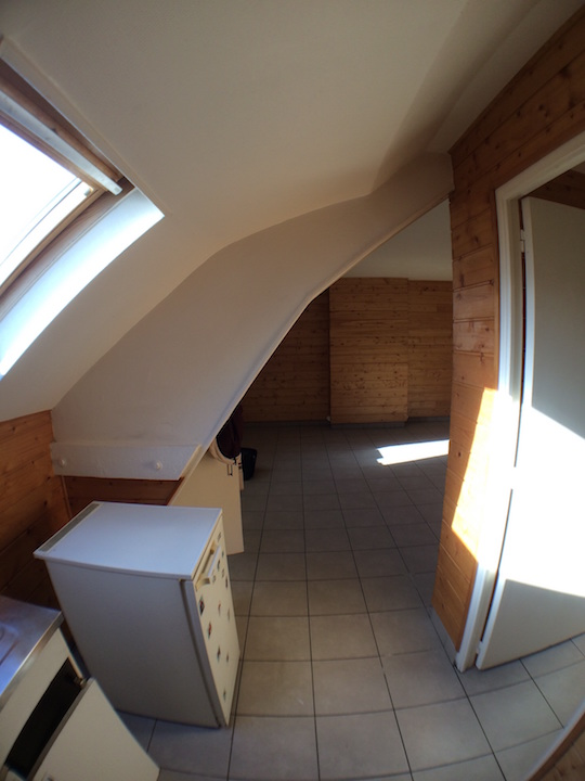 Studio appartement avant travaux 5