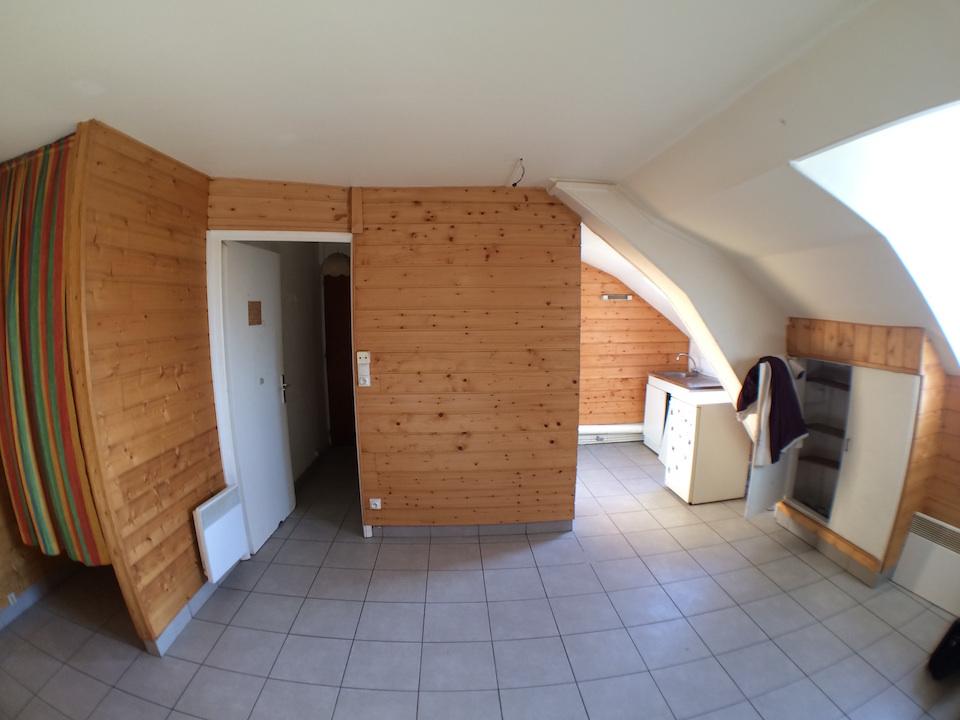 Studion appartement avant travaux 4