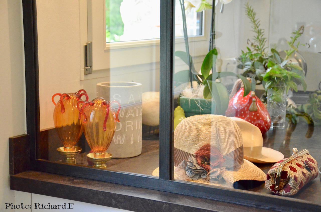 Verriere cuisine buccolique hannah elizabeth interior design