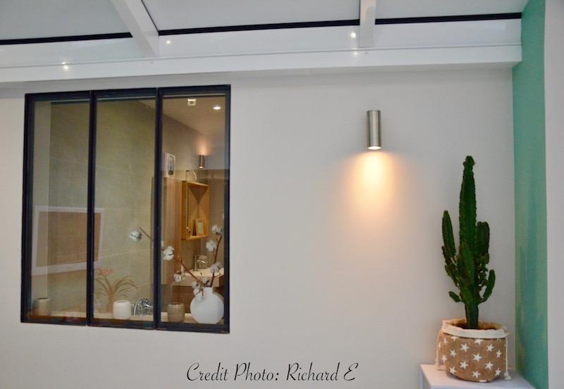 Verriere veranda vert deau hannah elizabeth interior design